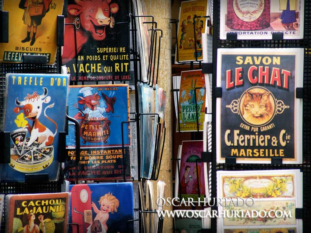 The Streets of Paris - Chronicles of my journey through the streets of this magnificent city