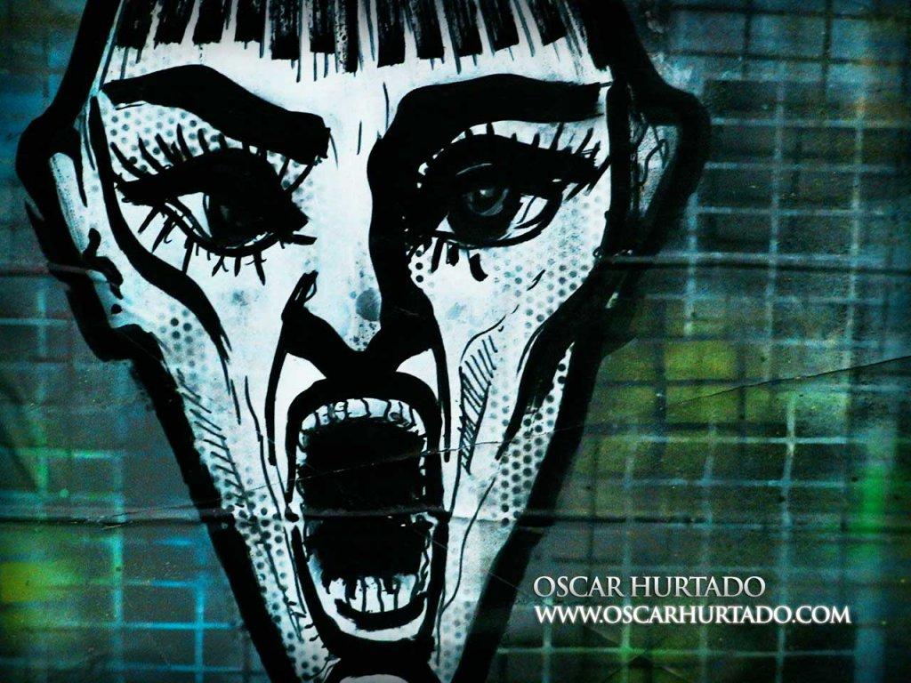 The Shout - Graffiti (2008)