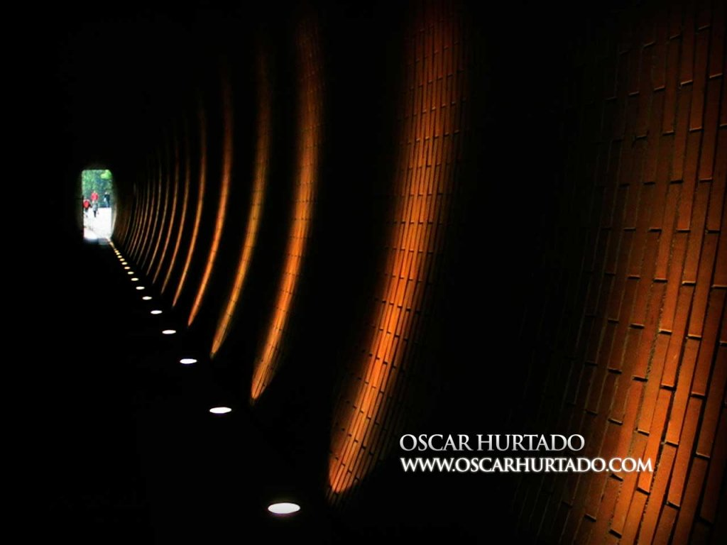 Tunnel Discoveries - Color photograph (2008)